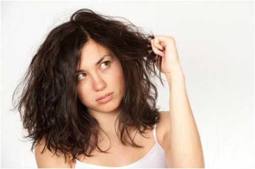Лечение сухих волос в домашних условиях: что