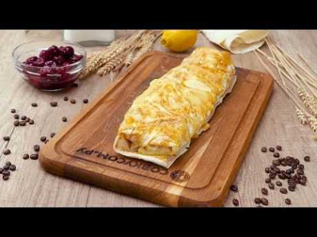 Рецепты пирожков из лаваша с фаршем: секреты