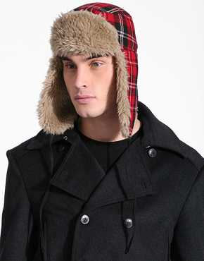 Модные шапки зимнего сезона