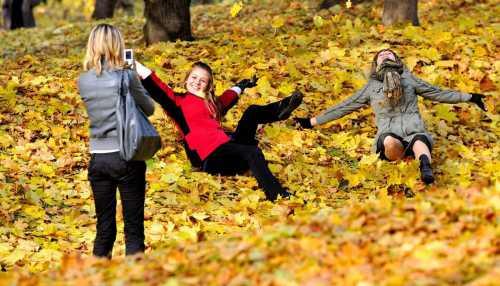 Как справиться с осенней ханрой