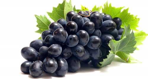 Виноград: калорийность, польза и вред, кому его