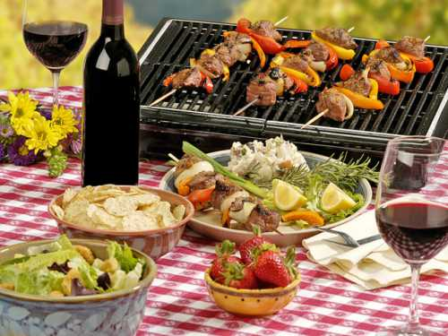 Что взять с собой на пикник: полезный список нужных вещей
