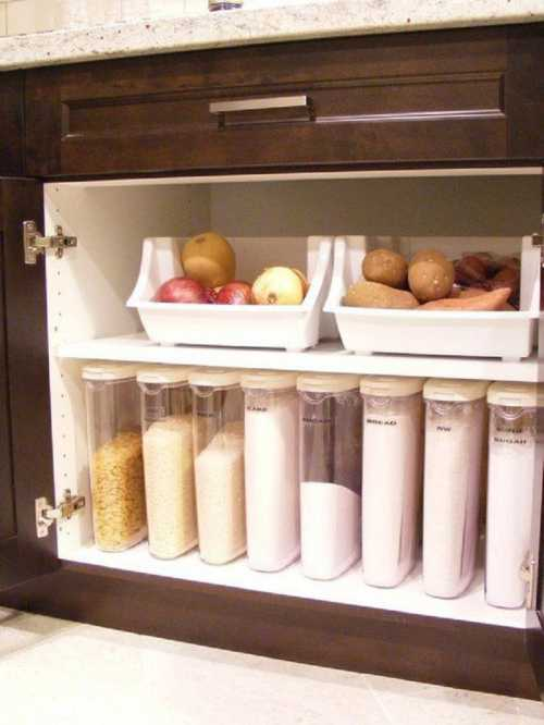 Наведем порядок на кухне