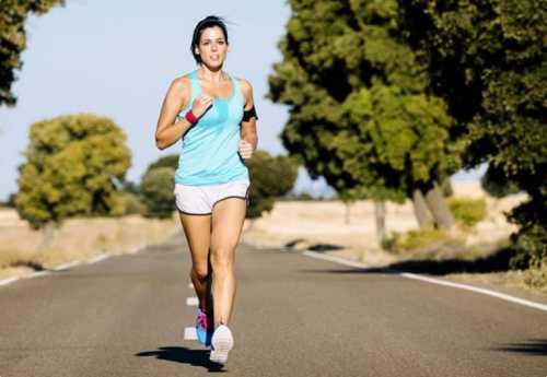 Бег отличный вид физической активности