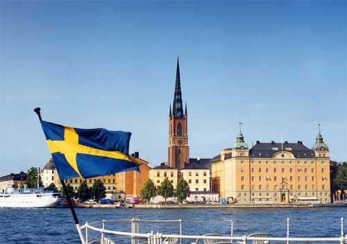Швеция Интересные факты о стране
