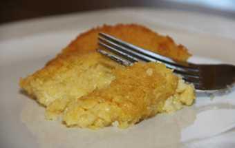 Еслиже рассыпчатый, тобез трех яиц блюдо нежным невыйдет