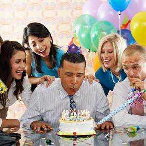 Первый все знают о том, что у вас день рождения