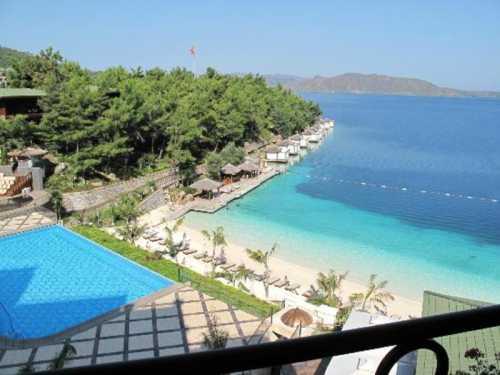 Пляжи в Измире, отмеченные Голубым флагом