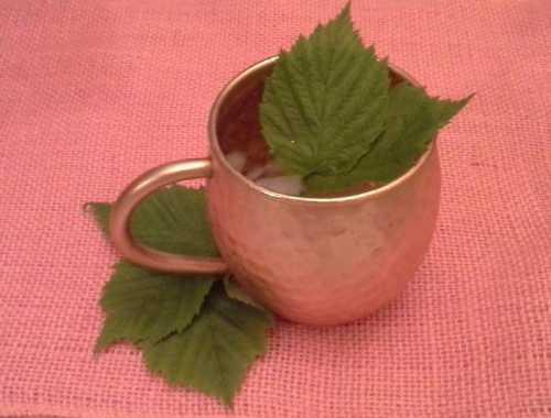 Чай из листьев малины