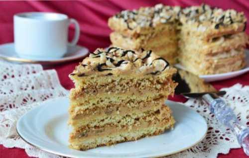 Рецепты торта Полено, секреты выбора