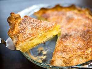 Рецепты песочного лимонного пирога, секреты
