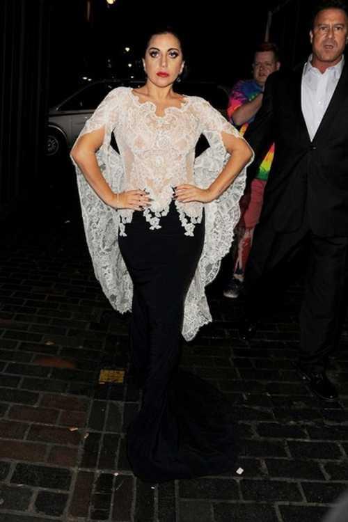 Леди Гага стала лицом Shiseido