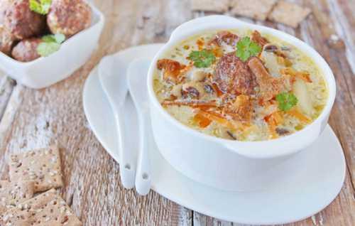Рецепты капустного супа, секреты выбора